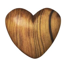 Räder Olijfhouten hart