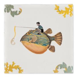 Story Tiles small- Goede vangst