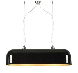 Good&Mojo Halong ovaal hanglamp zwart