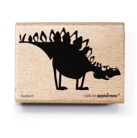 Stempel Stegosaurus Norbert 27219