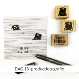 DAG 13 | (Product)fotografie