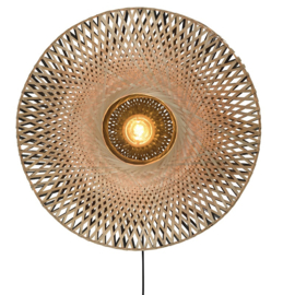 Good&Mojo Kalimantan wandlamp large
