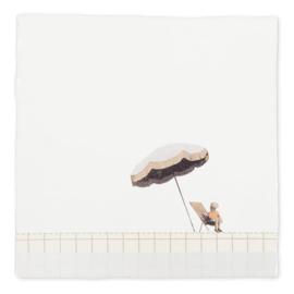 Story Tiles small- Gespot aan het zwembad