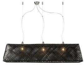 Good&Mojo Komodo hanglamp zwart
