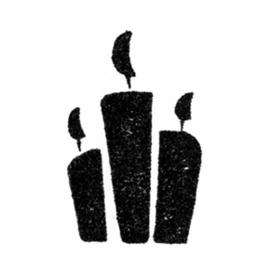 Stempel Kaarsen (2164)