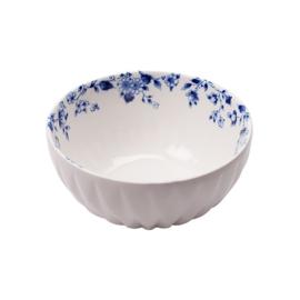 Delfts 'Blauw Vouw' dipschaal