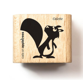 Stempel eekhoorn Odette 2639