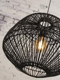 Good&Mojo Madagascar hanglamp zwart