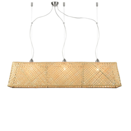 Good&Mojo Komodo hanglamp Naturel