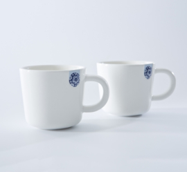 Royal Delft - Touch of Blue Mok S (set of 2)