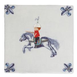 StoryTiles - Ridder te paard