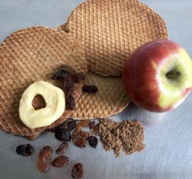 Stroopwafel - Appeltaart