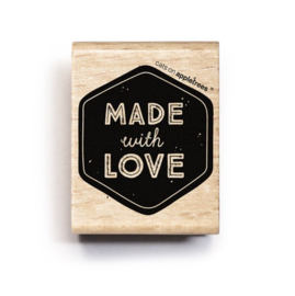 Stempel Made with love 27263
