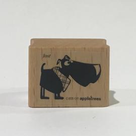 Stempel Hond Jost (2420)