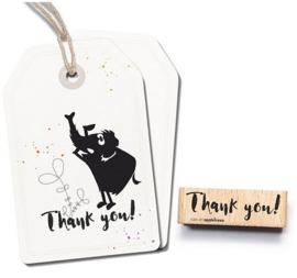 stempel Thank you 2 2490