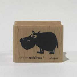 Stempel Nijlpaard Noura (2431)