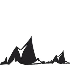 Stempel Berg 2 (2417)