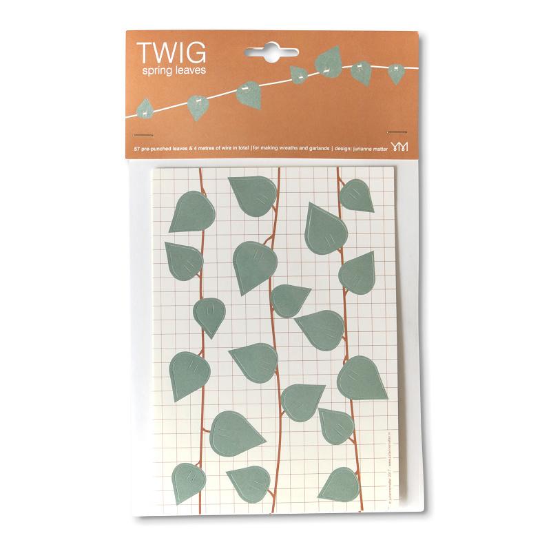 Jurianne Matter - Twig Spring