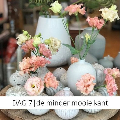 DAG 7 | de minder mooie kant