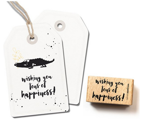 stempel Tons of happiness 2399