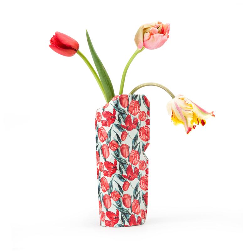 Pepe Heykoop - Papieren Vaas small - Tulip