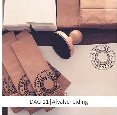 DAG 11 | Hoe verminder jij afval?