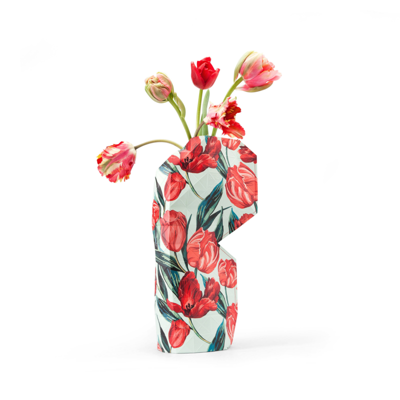 Pepe Heykoop - Papieren Vaas large - Tulip