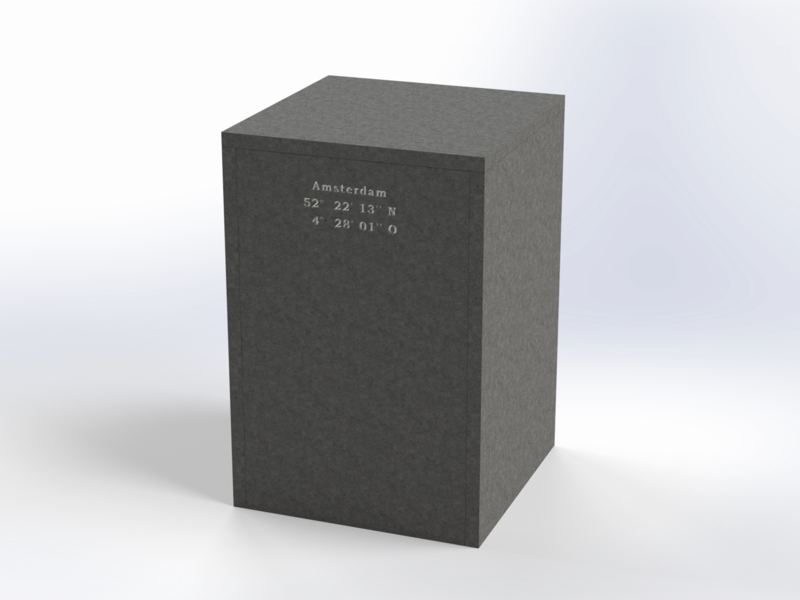 REGULAR 670 (natuursteen Visible Glued)