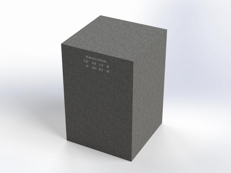 REGULAR 550 (natuursteen Blind Glued)