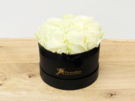 Flowerbox maat S wit