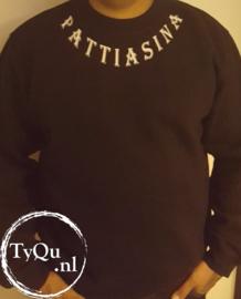 Sweater met eigen naam / opdruk
