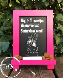 Aftelbordje Sint &Piet