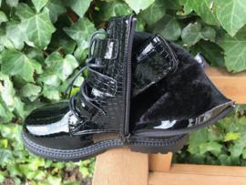 Meiden croc lak boots