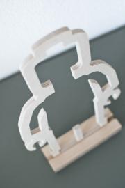 Voetje (voor silhouet en brickboard)