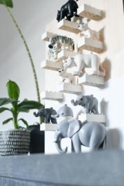 40 x 50 met grote blokken (compatibel met DUPLO)