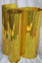 folie goud met hologram