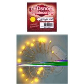 LED lampje geel