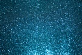 glitterfoam turqouise