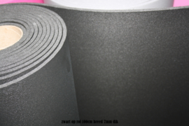 Zwart 7 mm