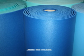 azure blue 7 mm