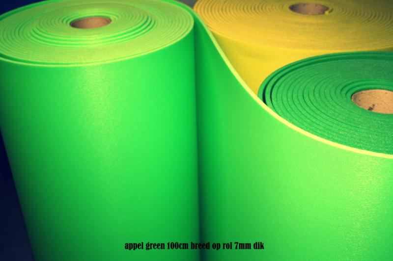 Appel green 7mm