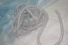 Tube zilver 10 mm