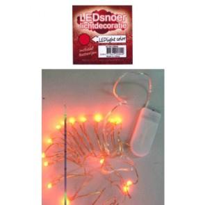 LED lampje rood