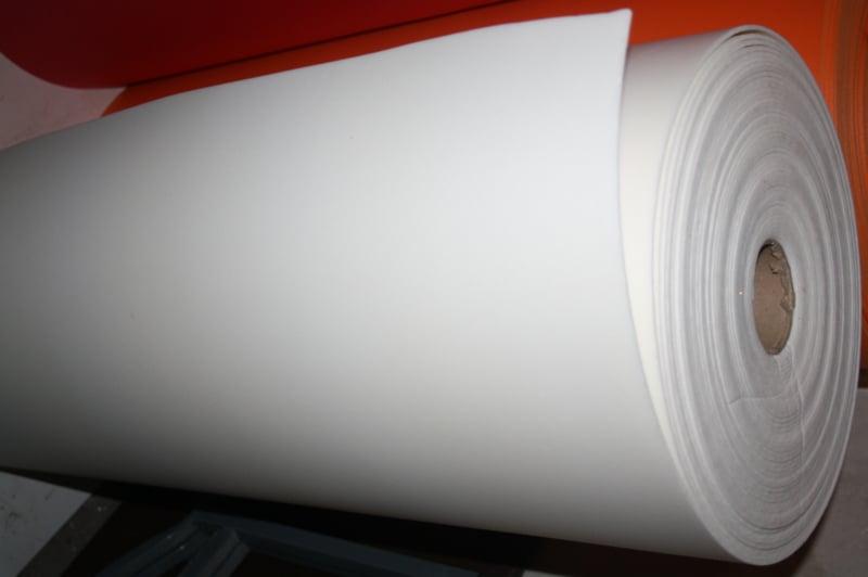 Foam PE wit 3,5 mm