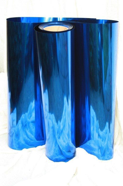folie blauw
