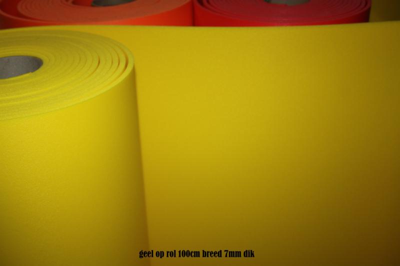 Geel 7 mm