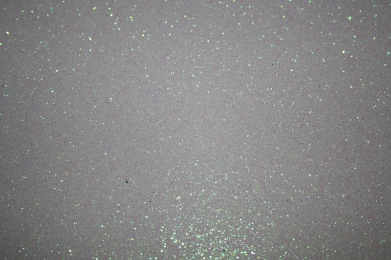 glitterfoam wit