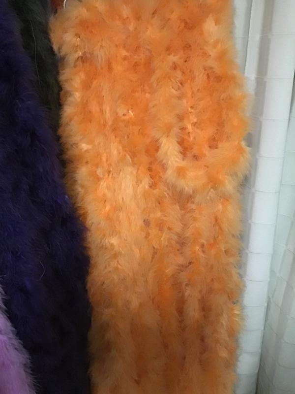 Marabou oranje