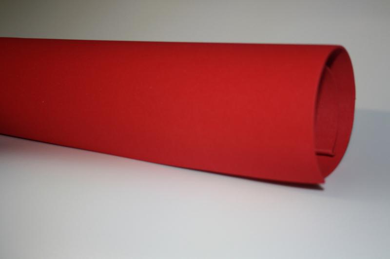 EVA foam 2 mm rood