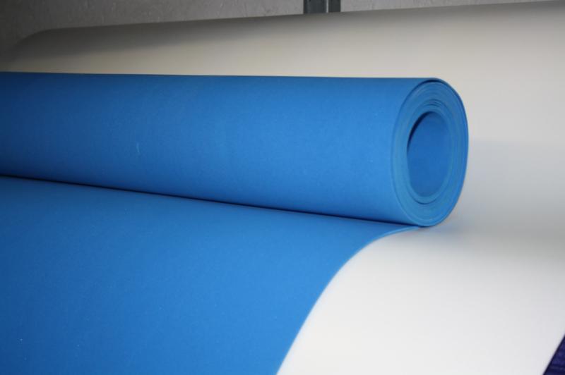 EVA foam 2 mm donkerblauw